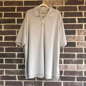 EUC The Foundry Supply Co Polo Size 2XLT